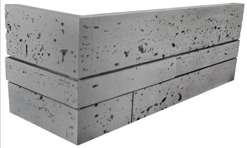 Industrial Concrete Corner - Wall decor Panel